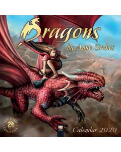 Anne Stokes Dragons 2020 Calendar