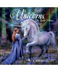 Anne Stokes Unicorns 2020 Calendar