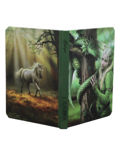 Kindred Spirits Journal by Anne Stokes