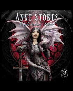 Anne Stokes General Art 2020 Calendar