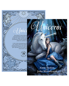 Unicorn Book by Anne Stokes